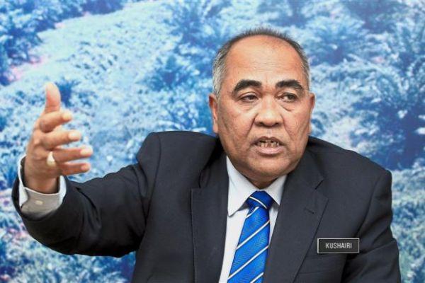 Dr Ahmad Kushairi (DG MPOB)